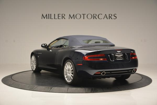 Used 2007 Aston Martin DB9 Volante for sale Sold at Rolls-Royce Motor Cars Greenwich in Greenwich CT 06830 17