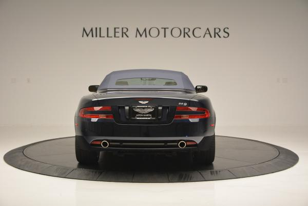 Used 2007 Aston Martin DB9 Volante for sale Sold at Rolls-Royce Motor Cars Greenwich in Greenwich CT 06830 18