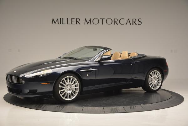 Used 2007 Aston Martin DB9 Volante for sale Sold at Rolls-Royce Motor Cars Greenwich in Greenwich CT 06830 2