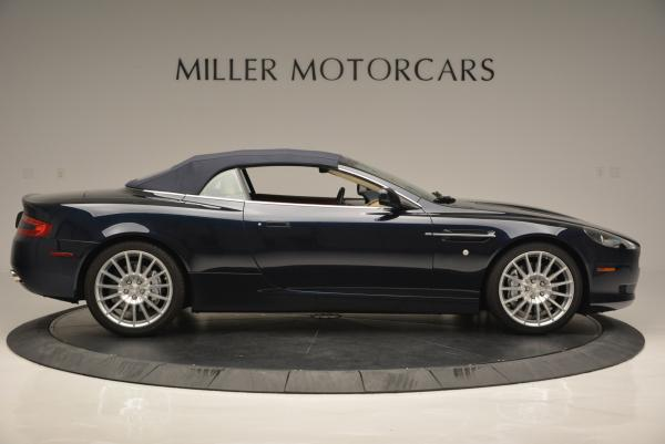 Used 2007 Aston Martin DB9 Volante for sale Sold at Rolls-Royce Motor Cars Greenwich in Greenwich CT 06830 21