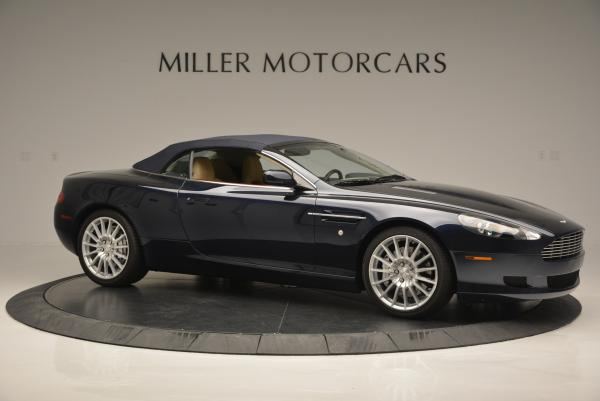 Used 2007 Aston Martin DB9 Volante for sale Sold at Rolls-Royce Motor Cars Greenwich in Greenwich CT 06830 22
