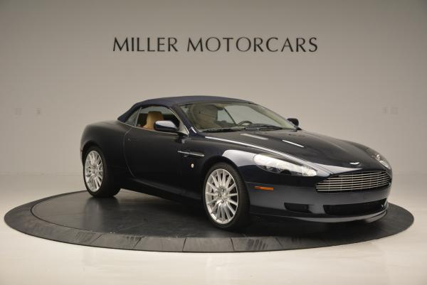Used 2007 Aston Martin DB9 Volante for sale Sold at Rolls-Royce Motor Cars Greenwich in Greenwich CT 06830 23