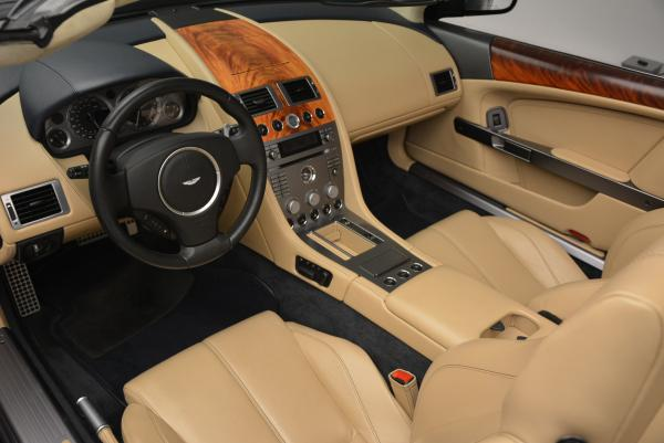 Used 2007 Aston Martin DB9 Volante for sale Sold at Rolls-Royce Motor Cars Greenwich in Greenwich CT 06830 24