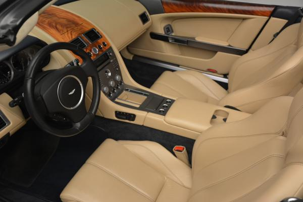 Used 2007 Aston Martin DB9 Volante for sale Sold at Rolls-Royce Motor Cars Greenwich in Greenwich CT 06830 25
