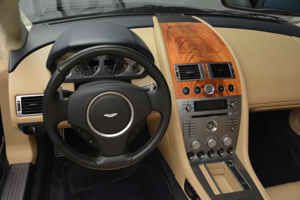 Used 2007 Aston Martin DB9 Volante for sale Sold at Rolls-Royce Motor Cars Greenwich in Greenwich CT 06830 26