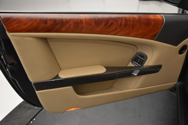 Used 2007 Aston Martin DB9 Volante for sale Sold at Rolls-Royce Motor Cars Greenwich in Greenwich CT 06830 27