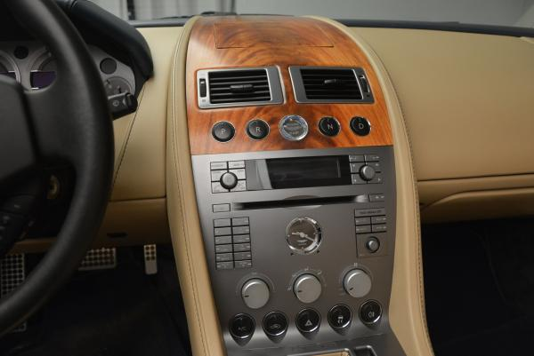 Used 2007 Aston Martin DB9 Volante for sale Sold at Rolls-Royce Motor Cars Greenwich in Greenwich CT 06830 28