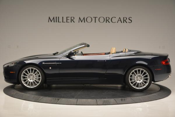 Used 2007 Aston Martin DB9 Volante for sale Sold at Rolls-Royce Motor Cars Greenwich in Greenwich CT 06830 3