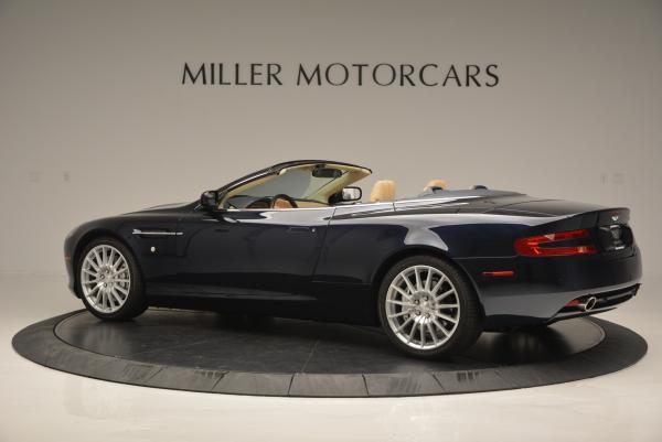 Used 2007 Aston Martin DB9 Volante for sale Sold at Rolls-Royce Motor Cars Greenwich in Greenwich CT 06830 4