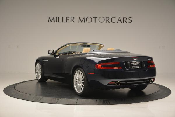 Used 2007 Aston Martin DB9 Volante for sale Sold at Rolls-Royce Motor Cars Greenwich in Greenwich CT 06830 5