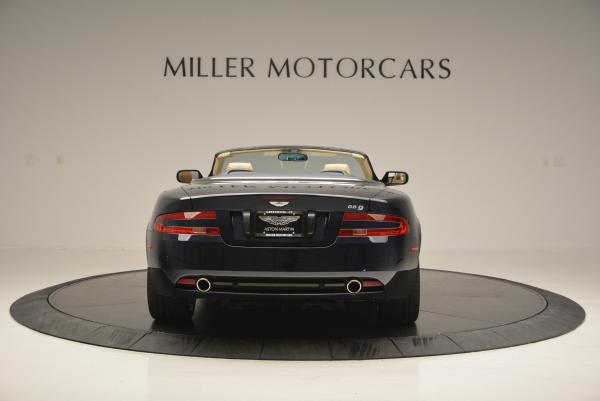Used 2007 Aston Martin DB9 Volante for sale Sold at Rolls-Royce Motor Cars Greenwich in Greenwich CT 06830 6