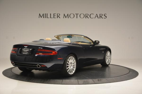 Used 2007 Aston Martin DB9 Volante for sale Sold at Rolls-Royce Motor Cars Greenwich in Greenwich CT 06830 7