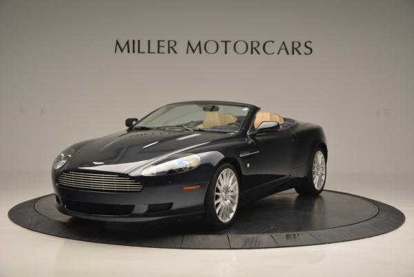 Used 2007 Aston Martin DB9 Volante for sale Sold at Rolls-Royce Motor Cars Greenwich in Greenwich CT 06830 1