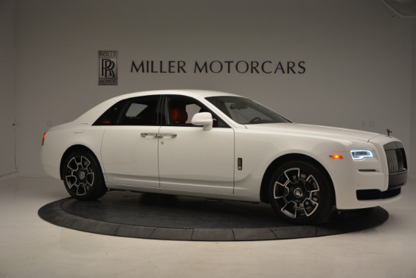 New 2017 Rolls-Royce Ghost Black Badge for sale Sold at Rolls-Royce Motor Cars Greenwich in Greenwich CT 06830 10