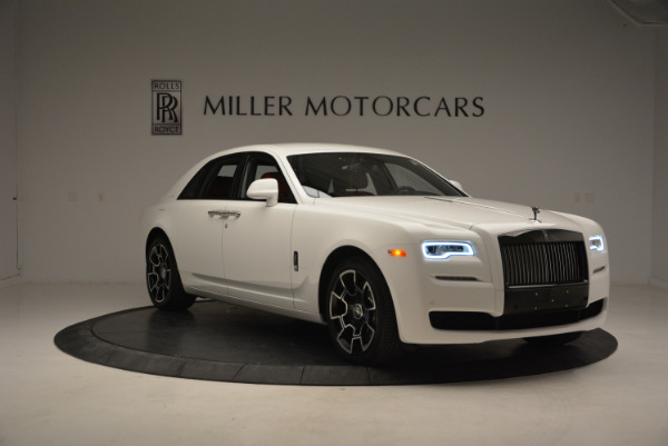 New 2017 Rolls-Royce Ghost Black Badge for sale Sold at Rolls-Royce Motor Cars Greenwich in Greenwich CT 06830 11
