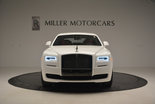 New 2017 Rolls-Royce Ghost Black Badge for sale Sold at Rolls-Royce Motor Cars Greenwich in Greenwich CT 06830 12