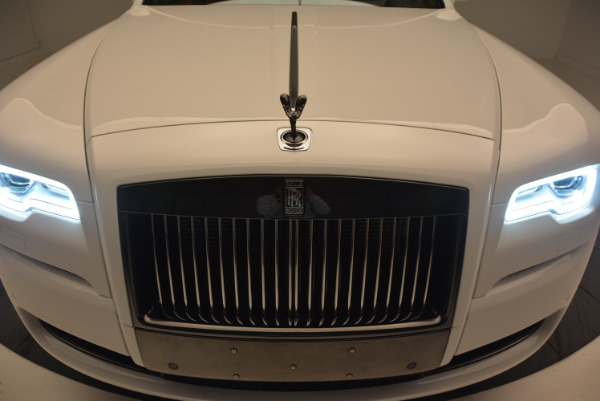 New 2017 Rolls-Royce Ghost Black Badge for sale Sold at Rolls-Royce Motor Cars Greenwich in Greenwich CT 06830 14