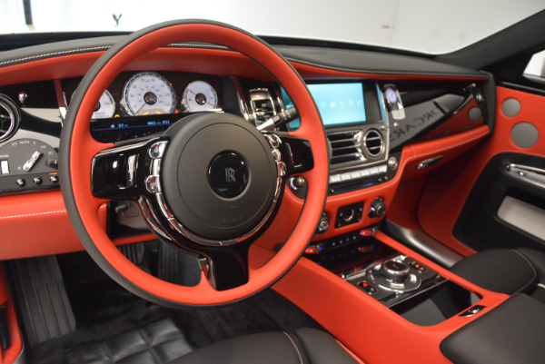 New 2017 Rolls-Royce Ghost Black Badge for sale Sold at Rolls-Royce Motor Cars Greenwich in Greenwich CT 06830 20
