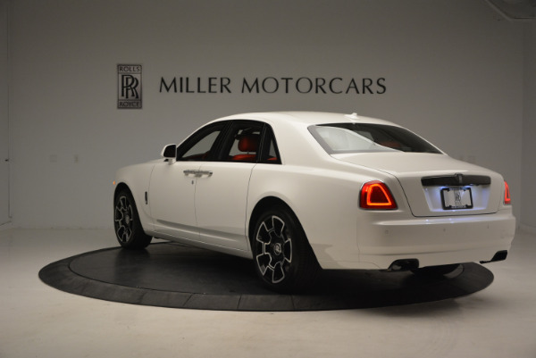 New 2017 Rolls-Royce Ghost Black Badge for sale Sold at Rolls-Royce Motor Cars Greenwich in Greenwich CT 06830 5