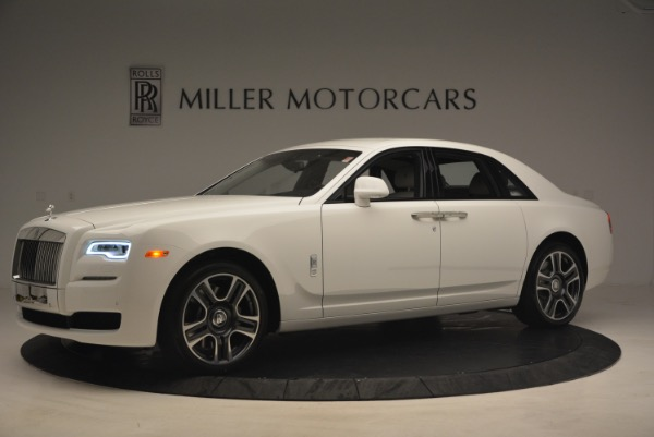 Used 2017 Rolls-Royce Ghost for sale Sold at Rolls-Royce Motor Cars Greenwich in Greenwich CT 06830 2