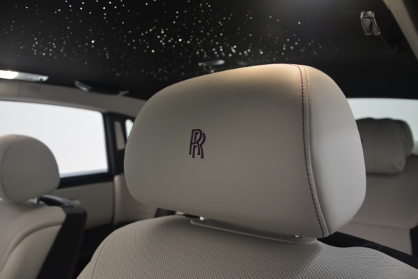 Used 2017 Rolls-Royce Ghost for sale Sold at Rolls-Royce Motor Cars Greenwich in Greenwich CT 06830 20