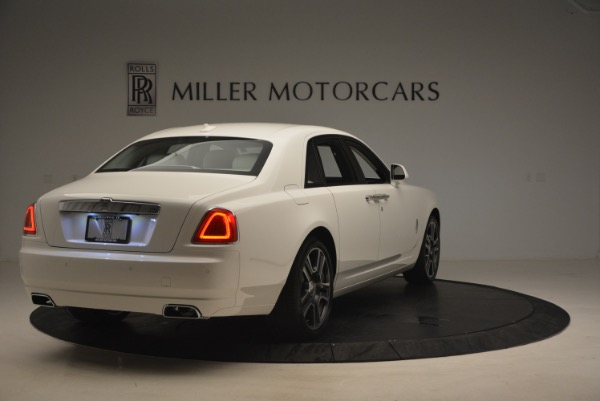 Used 2017 Rolls-Royce Ghost for sale Sold at Rolls-Royce Motor Cars Greenwich in Greenwich CT 06830 7