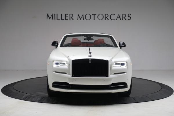 New 2017 Rolls-Royce Dawn for sale Sold at Rolls-Royce Motor Cars Greenwich in Greenwich CT 06830 2