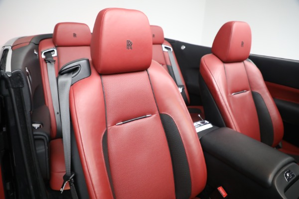 New 2017 Rolls-Royce Dawn for sale Sold at Rolls-Royce Motor Cars Greenwich in Greenwich CT 06830 26