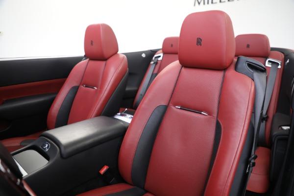 New 2017 Rolls-Royce Dawn for sale Sold at Rolls-Royce Motor Cars Greenwich in Greenwich CT 06830 27