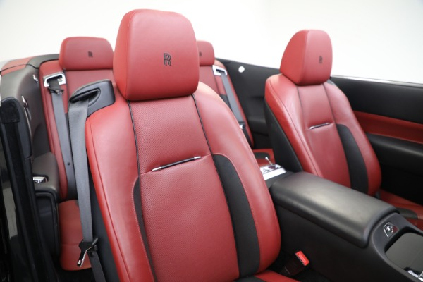 New 2017 Rolls-Royce Dawn for sale Sold at Rolls-Royce Motor Cars Greenwich in Greenwich CT 06830 28