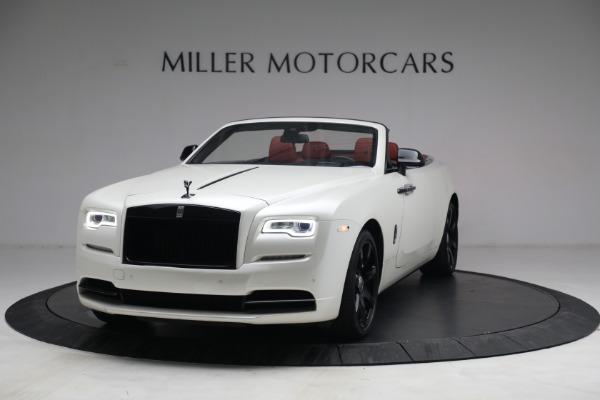 New 2017 Rolls-Royce Dawn for sale Sold at Rolls-Royce Motor Cars Greenwich in Greenwich CT 06830 3