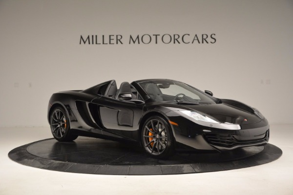 Used 2013 McLaren 12C Spider for sale Sold at Rolls-Royce Motor Cars Greenwich in Greenwich CT 06830 10