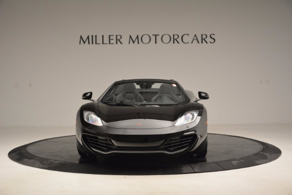 Used 2013 McLaren 12C Spider for sale Sold at Rolls-Royce Motor Cars Greenwich in Greenwich CT 06830 12