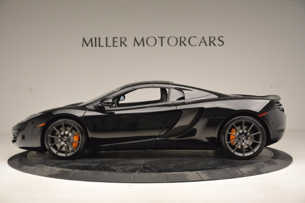 Used 2013 McLaren 12C Spider for sale Sold at Rolls-Royce Motor Cars Greenwich in Greenwich CT 06830 16