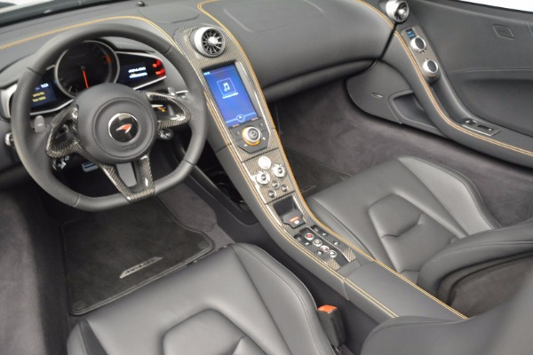 Used 2013 McLaren 12C Spider for sale Sold at Rolls-Royce Motor Cars Greenwich in Greenwich CT 06830 24