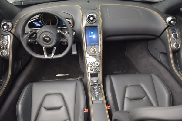 Used 2013 McLaren 12C Spider for sale Sold at Rolls-Royce Motor Cars Greenwich in Greenwich CT 06830 27