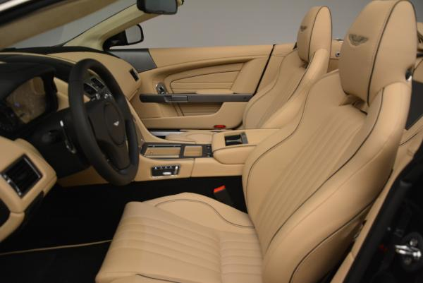 New 2016 Aston Martin DB9 GT Volante for sale Sold at Rolls-Royce Motor Cars Greenwich in Greenwich CT 06830 19