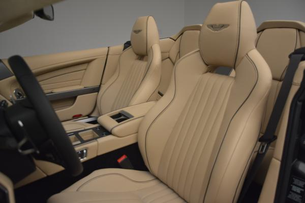 New 2016 Aston Martin DB9 GT Volante for sale Sold at Rolls-Royce Motor Cars Greenwich in Greenwich CT 06830 21