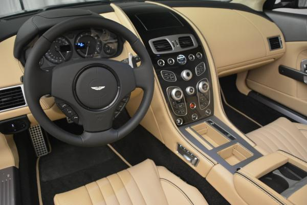 New 2016 Aston Martin DB9 GT Volante for sale Sold at Rolls-Royce Motor Cars Greenwich in Greenwich CT 06830 22