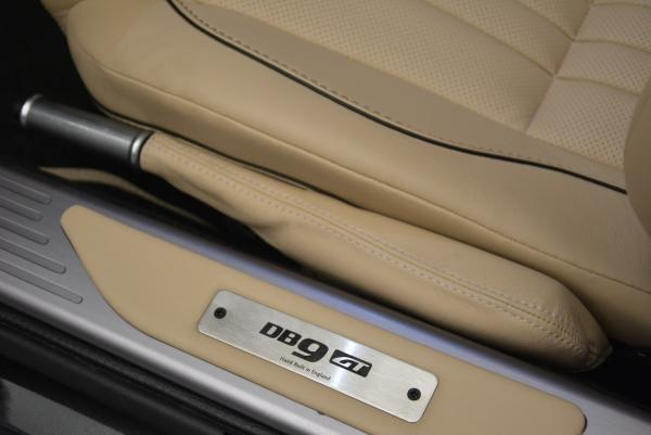 New 2016 Aston Martin DB9 GT Volante for sale Sold at Rolls-Royce Motor Cars Greenwich in Greenwich CT 06830 24