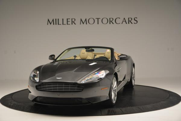 New 2016 Aston Martin DB9 GT Volante for sale Sold at Rolls-Royce Motor Cars Greenwich in Greenwich CT 06830 1