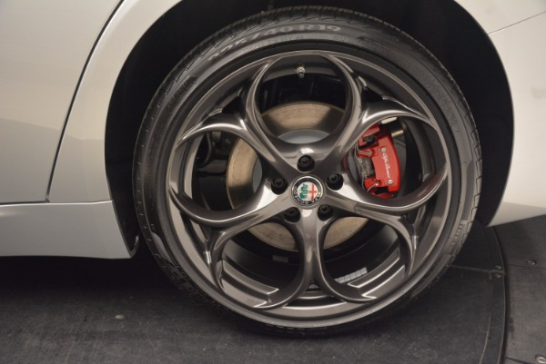 New 2017 Alfa Romeo Giulia Ti Q4 for sale Sold at Rolls-Royce Motor Cars Greenwich in Greenwich CT 06830 14