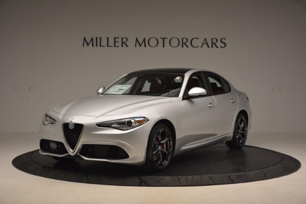 New 2017 Alfa Romeo Giulia Ti Q4 for sale Sold at Rolls-Royce Motor Cars Greenwich in Greenwich CT 06830 4
