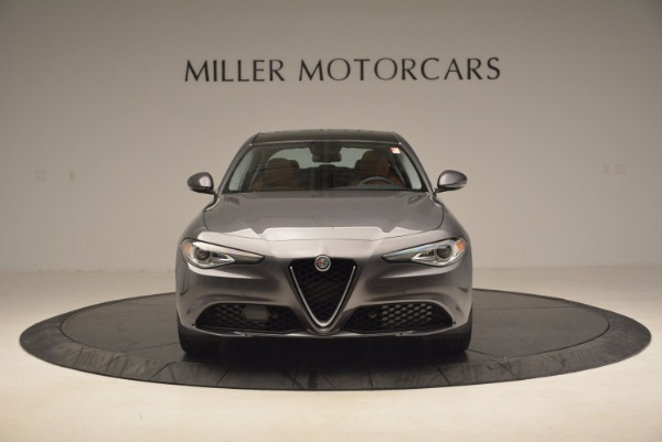 New 2017 Alfa Romeo Giulia Q4 for sale Sold at Rolls-Royce Motor Cars Greenwich in Greenwich CT 06830 12