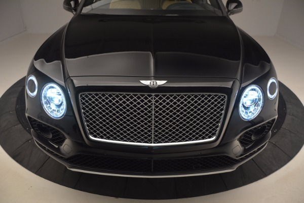 Used 2017 Bentley Bentayga for sale Sold at Rolls-Royce Motor Cars Greenwich in Greenwich CT 06830 17
