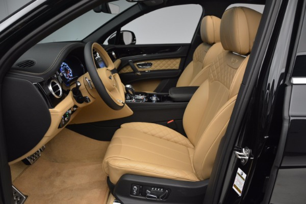 Used 2017 Bentley Bentayga for sale Sold at Rolls-Royce Motor Cars Greenwich in Greenwich CT 06830 23