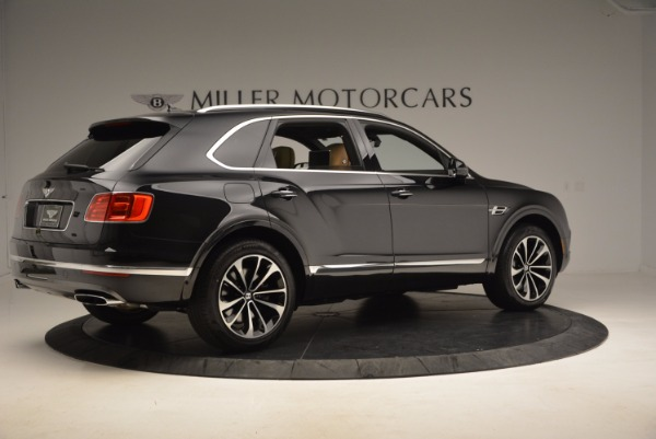 Used 2017 Bentley Bentayga for sale Sold at Rolls-Royce Motor Cars Greenwich in Greenwich CT 06830 8