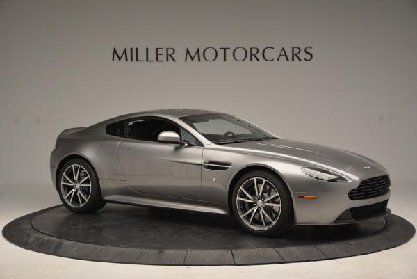 Used 2016 Aston Martin V8 Vantage GT Coupe for sale Sold at Rolls-Royce Motor Cars Greenwich in Greenwich CT 06830 10