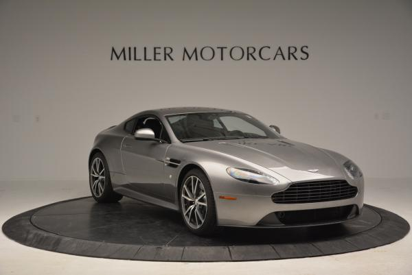Used 2016 Aston Martin V8 Vantage GT Coupe for sale Sold at Rolls-Royce Motor Cars Greenwich in Greenwich CT 06830 11