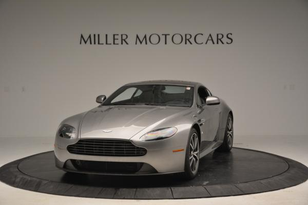Used 2016 Aston Martin V8 Vantage GT Coupe for sale Sold at Rolls-Royce Motor Cars Greenwich in Greenwich CT 06830 2